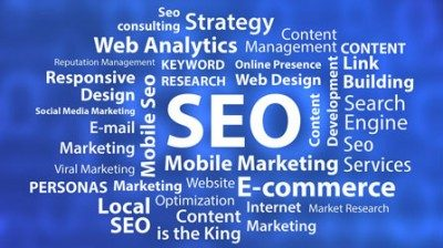 SEO Strategy and Marketing