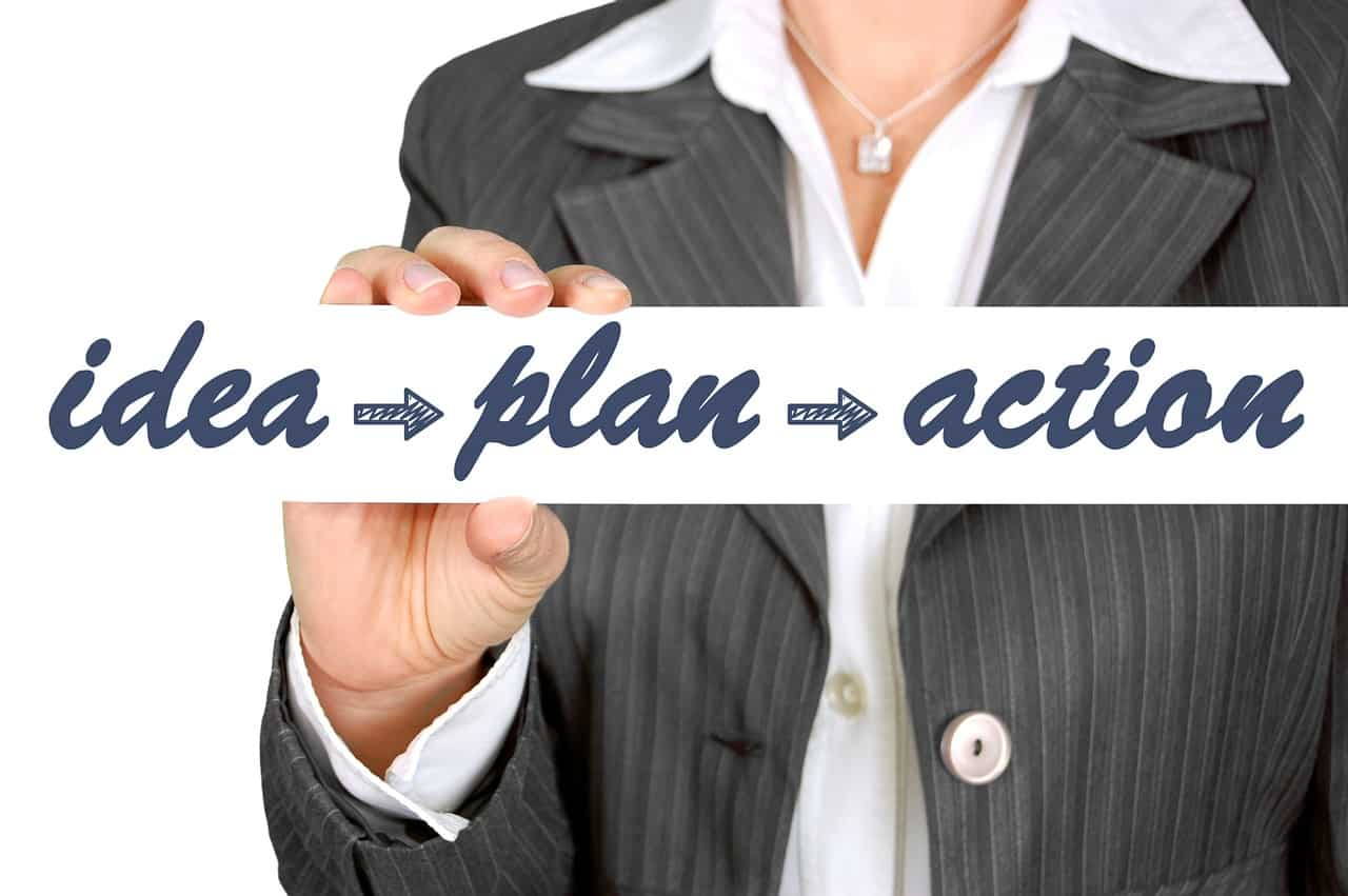Idea Plan Action for 360 Integral Marketing