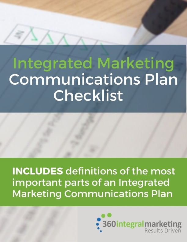 Integrated Marketing Communications Plan Checklist
