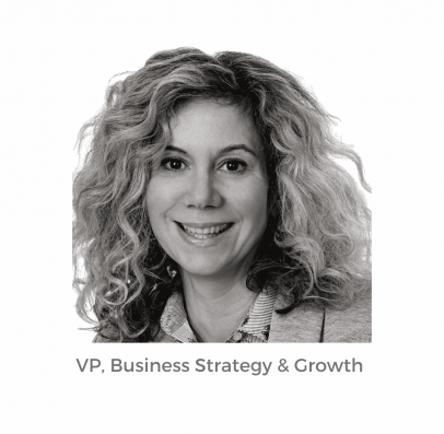 Anita Booth, VP Business Strategy & Growth