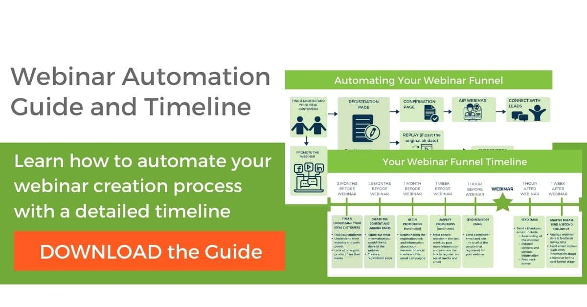 Webinar Automation Guide CTA